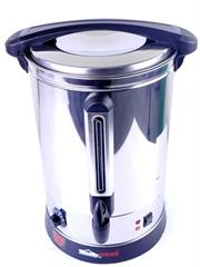Totally Hot Water 15 Litre Body Capacity Urn – Durable stainless steel construction, Heating concealed element for a rapid boil, Water Capacity approximately 12 Litres, Retail Box 1 year warranty
