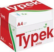 Typek Rotatrim A4 Paper 80grams 5x Reams per box- 2500 sheetswhite, Retail Box, No Warranty
