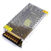Securnix Power Supply 24V 5A Metal Case with vent, Retail Box, No Warranty