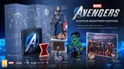 PlayStation 4 Game Marvel Avengers Earth's Mightiest Edition, Retail Box, No Warranty on Software