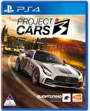 PlayStation 4 Game Project Cars 3 , Retail Box, No Warranty on Software