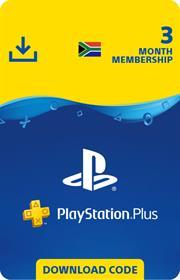 PlayStation Plus 3 Months, Digital Code, No Warranty on Vouchers