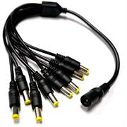 Securnix 8 way Power Splitter, Retail box, No Warranty