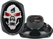 Boss Audio 700 Watts 6″ X 9″ 4-Way Speaker, Retail Box, 1 year warranty