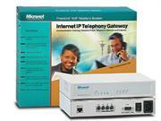 Micronet VOIP Gateway, 4 FXO, SIP, Retail Box, 1 year Limited Warranty
