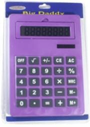 UniQue Solar Power Calculator-8 Digit, Retail Box ,