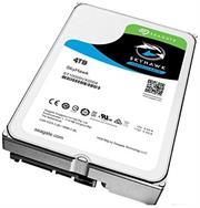 Seagate SkyHawk 4TB 64MB Cache 3.5 inch Internal Surveillance Hard Disk Drive – SATA III 6 Gb/s Interface, , 3 year warranty