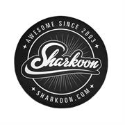 Sharkoon 120CM Round Mat Black/White – Color: Black/White, Diameter: 120 cm, Material Thickness: 5mm, Surface: Polyester, Nonslip Base: , Retail Box, 1 Year warranty