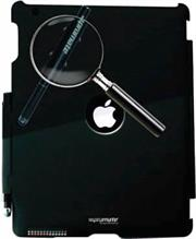 Promate smartShell.P Ultra-thin Back Shell Case with Multifunctional Stylus Pen for iPad2 -, Retail Box , 1 Year Warranty