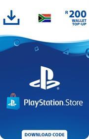 PlayStation Top up R200, Digital Code, No Warranty on Vouchers