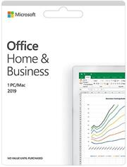 Microsoft Office Home and Business 2019-NO MEDIA, DSP , No Warranty on Software