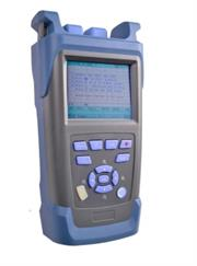 Goldtool Optical Time Domain Reflectometer Maximum dynamic range 26 to 28dB-Multifunction designed for FTTX network testing , Retail Box, 1 Year warranty