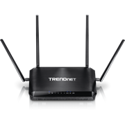 TrendNet AC2600 StreamBoost MU-MIMO WiFi Router , Retail Box, 6 months Limited Warranty