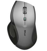Trust TRS-17176 Maxtrack Wireless Mouse, Retail Box , 1 year Limited warranty