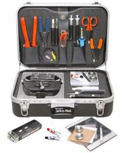 Goldtool 68 Piece Fiber Optic Installer's Kit, Retail Box, 1 Year waranty