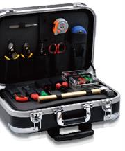 Goldtool Fiber Optic Tool Kit, Retail Box, 1 Year waranty