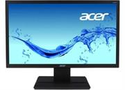 Acer V206HQL 19.5inch Anti-Glare High Definition LED Backlit Monitor – Twisted Nematic Film (TN Film) Panel , 16:9 Aspect Ratio , 1366 x 768 Resolution , Brightness – 200cd/m2, Dynamic Contrast Ratio – 1,000,000:1, 5ms Response Time, 60 Hz Standard Refresh Rate, VGA D-Sub Ports , Retail Box , 1 year warranty