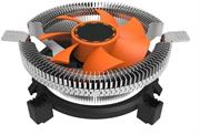 UniQue Thermal Cooling Processor Heatsink and Fan- Aluminium Radial Heat Sink With 80mm Fan, 2000 RPM Fan Speed, Hydro Bearings, 3 Pin Connection, Provides Up To 65w Cooling Power, Easy Installation With Push Pins, Designed To Work on LGA1156 / LGA1155 / LGA1151 / LGA1150 / LGA775 / AMD AM2/ AM3 / 754 Processors, Retail Box , 1 year Limited Warranty
