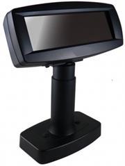 Postron LCD Pole Display LCD Backlight-Black, Retail Box , 1 year Limit warranty