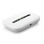 Vodafone R207 3G Mobile WiFi Hotspot – GSM / EDGE / HSPA+ Technology, HSPA+ 900/2100MHz, HSPA+ Download speed to 21Mbps, Upload speed to 5.76Mbps, Wi-Fi 802.11b/g/n, Support up to 5 wireless devices to access internet, Battery: 1500mAh, Chipset: Balong Hi330M RF: Balong Hi6361, Dimensions: 92.8 mm × 60 mm × 14 mm, Weight: 74g, Retail Box, 6 Month Limited Warranty