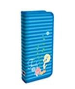 Tweety 80 CD Wallet Colour: BLUE, Retail Box , No warranty