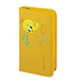 Tweety 80 CD Wallet Colour::YELLOW, Retail Box , No warranty