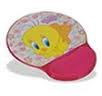 Tweety Mouse Pad -Colour: RED, Retail Box , No warranty