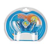 Tweety Earphone Colour: Blue/Silver , Retail Box , No warranty