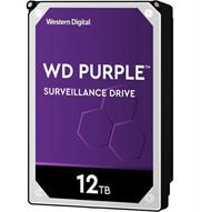 Western Digital Purple – 12.0TB 3.5″ SATA3 6.0Gbps Surveillance HDD, Intellipower™ Speed Management, 256MB Cache, 150MB/s Host to/from (Sustained), AllFrame, HD Video Optimised, , 2 year warranty