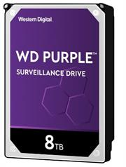 Western Digital Purple – 8.0TB 3.5″ SATA3 6.0Gbps Surveillance HDD, Intellipower™ Speed Management, 256MB Cache, 150MB/s Host to/from (Sustained), AllFrame, HD Video Optimised, , 2 year warranty