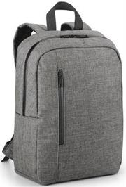 Macaroni Lightweight Multipurpose Notebook and Tablet Backpack – Dual Compartments For Notebooks And Laptops Up To 15.6 Inch and Tablet PC up to 10 Inch, Durable resistant Polyester Fabric, Padded Shoulder Straps And Back, Two Zippered Compartments, Dual Exterior Side Pockets Colour:Grey, Poly Bag, 1 year Limited Warranty