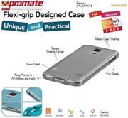 Promate Akton S5 Multi-colored flexi-grip designed Protective Shell Case for Samsung Galaxy S5 Colour:Grey, Retail Box , 1 Year Warranty