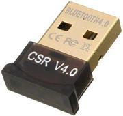 Geeko Bluetooth V4.0+EDR USB Class 2 Dongle, Retail Box, 1 year Limit warranty
