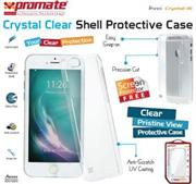 Promate Crystal-i6 Crystal Clear Shell Protective Case For iPhone 6 Colour: Clear, Retail Box , 1 Year Warranty