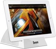 Divoom Ifit-3 RMS: 6Watts, Pocket Size Portable iPad / iPod /iPhone /smart phone /Tables Speakers with Portable Rechargeable Battery,USB Interface,Colour:White, Retail Box , 6 Month Limited Warranty