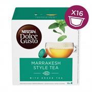 Nescafe Dolce Gusto Pods Marrakesh Tea 16 Caps Retail Box No Warranty