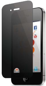 Promate privMate.i4 High-quality Multi-way Privacy screen protector for iPhone 4 -, Retail Box , 1 Year Warranty