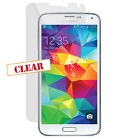 Promate ProShield S5-C , Premium Clear Screen Protector for Galaxy S5 , Retail Box , 1 Year Warranty