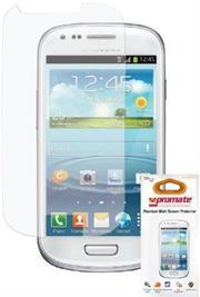 Promate proShield.S3MN-M-Premium Matte Screen Protector for Samsung GALAXY S3 Mini , Retail Box, 1 Year Warranty