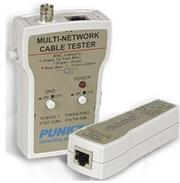 Goldtool Multi-Network Cable Tester, Retail Box, 1 Year waranty