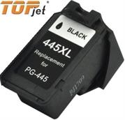 TopJet Generic Replacement Black Ink Cartridge for Canon CL445XL-Single Black Cartridge, Page Yield 400 Pages with 5% Coverage for use with Canon iP2840, MG2440, MG2540, MG2540S, MG2545S, MG2940, MG3040, MX494, TS3140, Retail Box , No Warranty