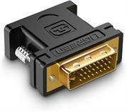 uGreen DVI-I 24+5 Male to VGA HD15 Female Adapter, Retail Box, Limited Lifetime Warranty