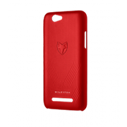 Wileyfox Spark X Genuine Protective Case – Red, Retail Box, No Warranty